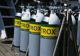 nitrox botellas